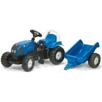 Rolly Toys rollyKid Landini mit Anhänger