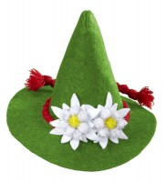 Bayerischer Minihut grün
