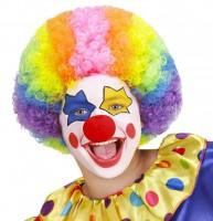 Clown Perücke