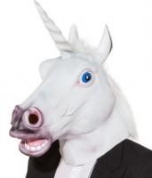 Einhorn Maske