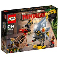LEGO NINJAGO Piranha-Angriff