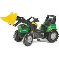 Rolly Toys Deutz-Fahr Agrotron mit Lader
