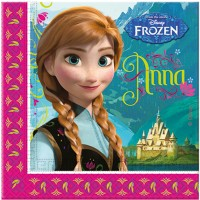 20 Papierservietten Frozen