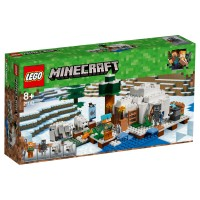 LEGO MINECRAFT Eisiglu