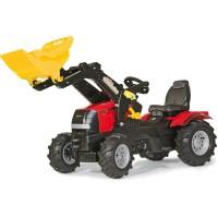 Rolly Toys Case Puma Lader + Luftbereif.