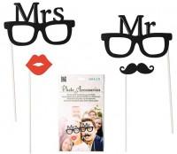 Party Set Mr. & Mrs.
