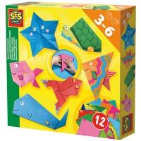 SES SES Ich lerne Origami falten