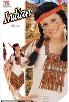 Kinderkostüm Indianerin 140cm