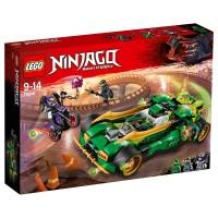 LEGO NINJAGO Lloyds Nachtflitzer