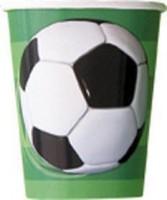 Becher Fussball
