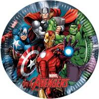 Procos 8 Teller Avengers Power 23cm