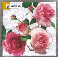Rosenservietten