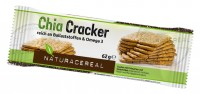 Naturacereal Chia Cracker 62g x 10