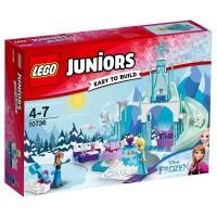 LEGO JUNIORS Annas & Elsas Eisspielplatz