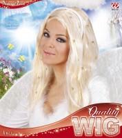 Perücke Engel blond