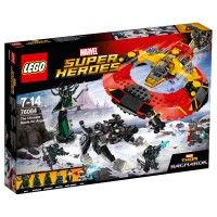 LEGO SUPER HEROES Das Kräftemessen um Asgard