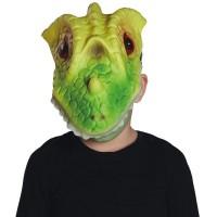 Fasnacht Maske Dinosaurier für Kinder