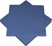 Blaue Servietten