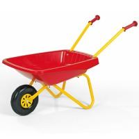 Rolly Toys Schubkarre Kunststoff rot