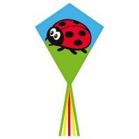 HQ INVENTO Drachen Eco Line Ladybug