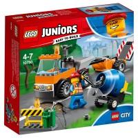 LEGO JUNIORS Strassenbau-Laster
