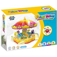 3D Puzzle Flying Swing