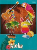 Wanddeko Aloha