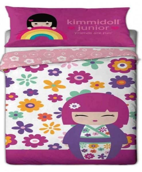 Kimmi Junior Bettwäsche Garnitur, pink
