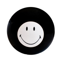 Sombo Sparkasse Kugel Smiley 12cm