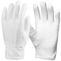 Weisse Handschuhe M