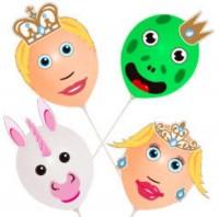 Königliche Ballone