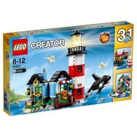 LEGO CREATOR Leuchtturm-Insel
