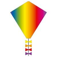 HQ INVENTO Drachen Eddy Rainbow