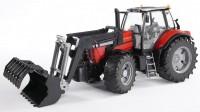 BRUDER Traktor Same Diamond 270 Frontlader