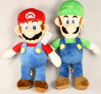 Grosser Super Mario und Luigi