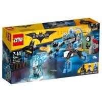 LEGO BATMAN MOVIE Mr. Freeze Eisattacke