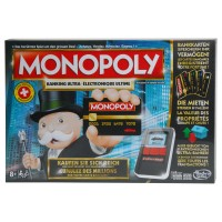 HASBRO GAM.MONOPOLY Monopoly Banking Ultra, d/f