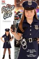 Kostüm Polizistin 5 bis 7 Jahre