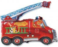Feuerwehrauto Ballon