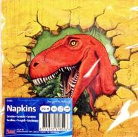 Servietten Dino