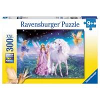 RAVENSBURGER Puzzle Magisches Einhorn