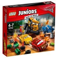 LEGO JUNIORS Crazy 8 Rennen in Thunder