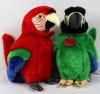 Plüsch Papagei Ara