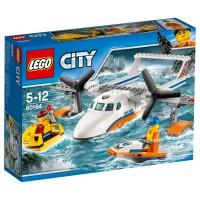 LEGO CITY Rettungsflugzeug