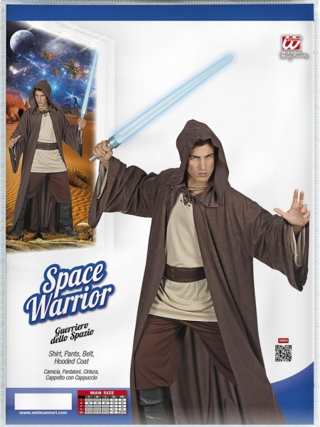 Kostüm Star Wars, Space Warrior, Grösse XL