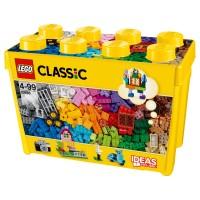 LEGO CLASSIC Grosse Bausteine-Box