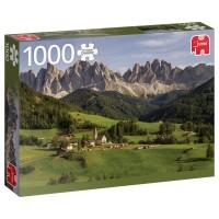 JUMBO Puzzle Dolomiten, Italien