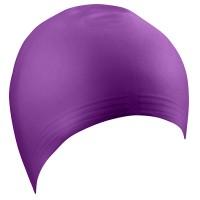 Beco Latex-Schwimmhaube lila