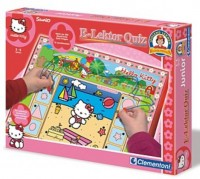 Hello Kitty E-Lektor Quiz deutsch