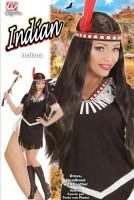 Indianerinnenkostüm XL